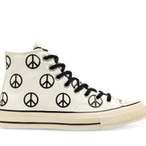 Converse Chuck 70 High Unleash Peace White