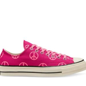Converse Chuck 70 Low Unleash Peace Pink