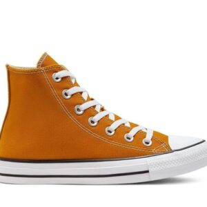 Converse Chuck Taylor All Star Hi Saffron Yellow