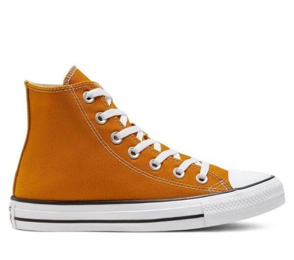 Converse Chuck Taylor All Star Hi Saffron Yellow