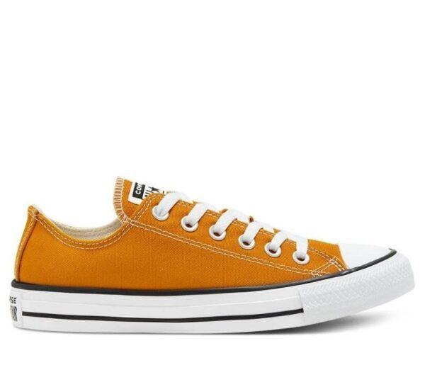Converse Chuck Taylor All Star Lo Saffron Yellow