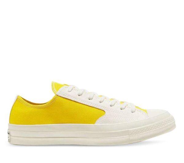 Converse Chuck 70 Final Club Speed Yellow