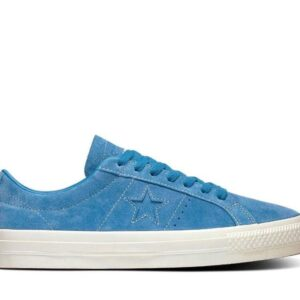 Converse One Star Pro Suede Low Cape Blue