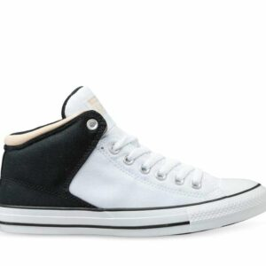 Converse Chuck Taylor All Star Street Mid White