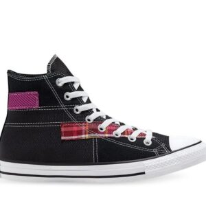 Converse Chuck Taylor All Star Hi Patchwork Black