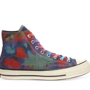 Converse Chuck 70 High Tie Dye Black