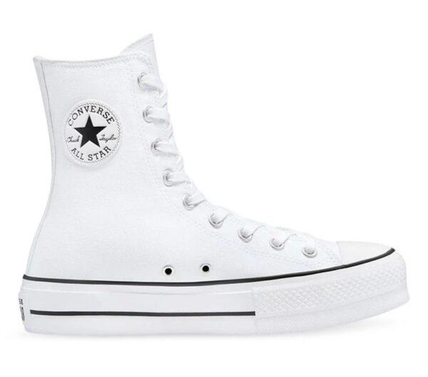 Converse Chuck Taylor All Star Lift XHi White