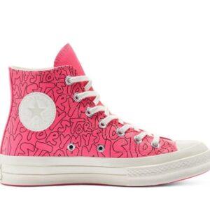 Converse My Story Chuck 70 High Hyper Pink