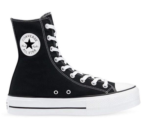Converse Chuck Taylor All Star Lift XHi Black