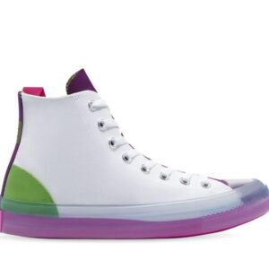 Converse Chuck Taylor All Star High Dramatic Nights White