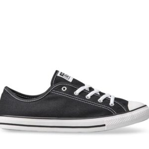 Converse Womens CT All Star Dainty Low Black