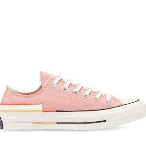 Converse Womens Chuck 70 Low Colourblock Pink Quartz