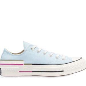 Converse Chuck 70 Low Colourblock Chambray Blue