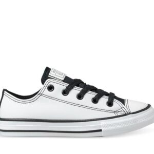 Converse Kids Chuck Taylor All Star Lo White