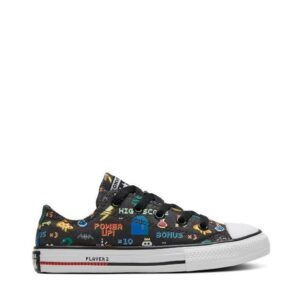Converse Kids Chuck Taylor All Star Lo Gamer Storm Wind