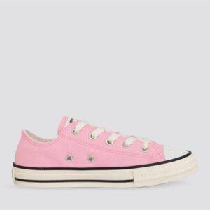 Converse Kids Chuck Taylor All Star High UV Glitter Pink