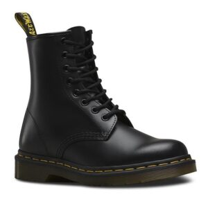 Dr Martens 1460 8-Eye Boot Smooth Black Smooth