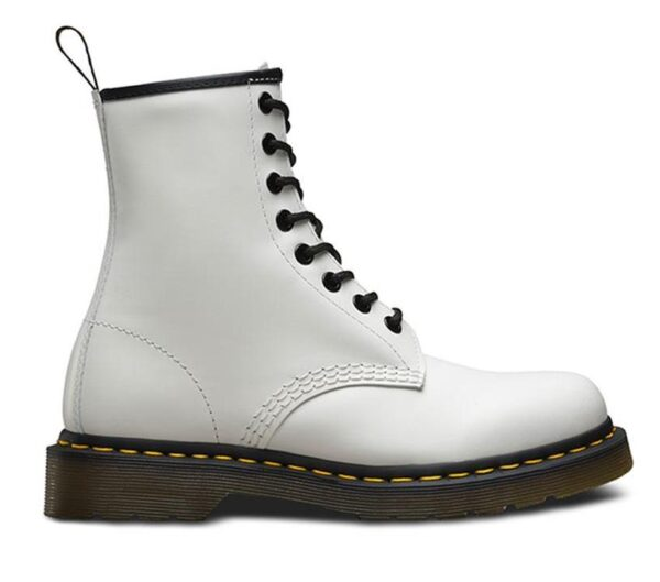 Dr Martens 1460 Smooth White Smooth