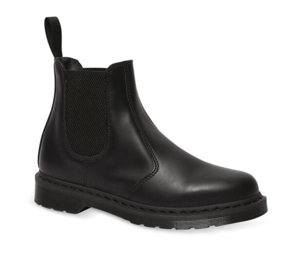 Dr Martens 2976 Mono Smooth Chelsea Boot Black