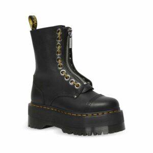 Dr Martens Sinclair Hi Max Jungle Boot Black