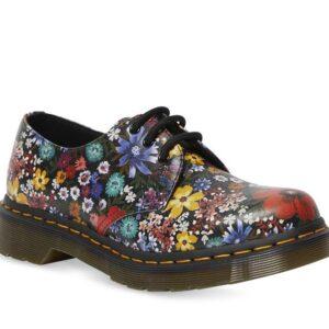 Dr Martens 1461 Women's Floral 3-Eye Oxford Shoe Multi