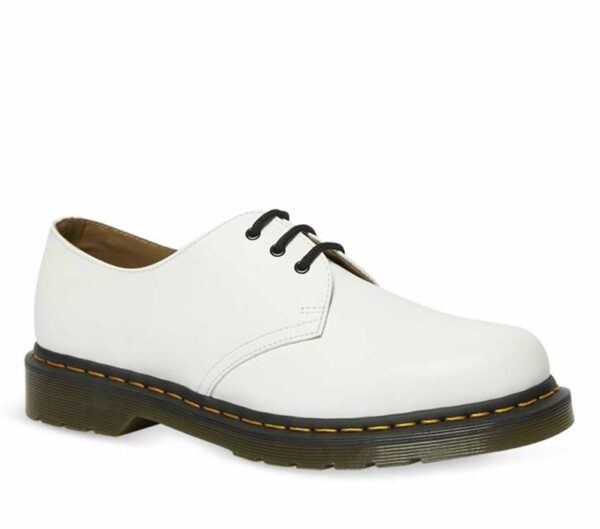 Dr Martens 1461 Smooth Oxford Shoe White
