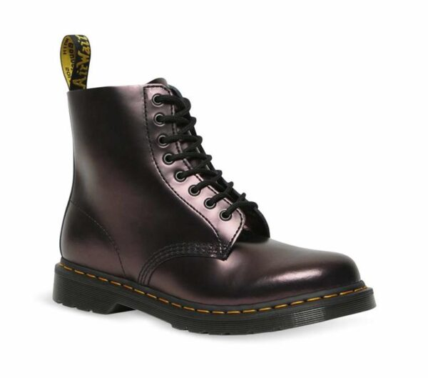 Dr Martens 1460 Pascal 8 Eye Boot Red