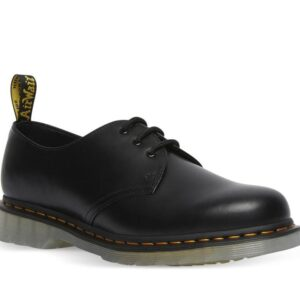 Dr Martens 1461 Iced Smooth Shoe Black Smooth