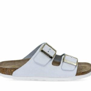 Genuins Hawaii Oiled Leather White