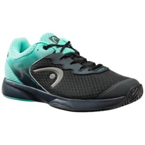 Head Sprint Team 3.0 - Mens Tennis Shoes - Black/Teal