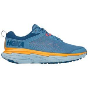 Hoka One One Challenger ATR 6 - Womens Trail Running Shoes - Provincial Blue/Saffron