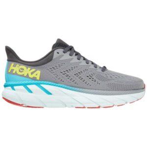 Hoka One One Clifton 7 - Mens Running Shoes - Wild Dove/Dark Shadow