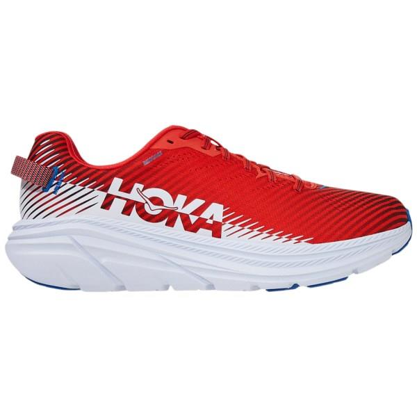 Hoka One One Rincon 2 - Mens Running Shoes - Fiesta/Turkish Sea
