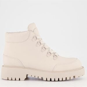 ITNO Womens Channel Boot Wax Leather