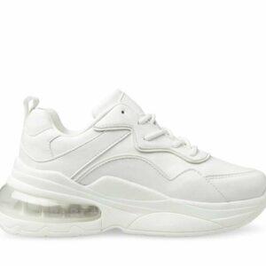 ITNO Womens Cloud Sneaker White White