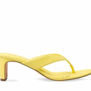 ITNO Womens Naomi Heel Citron Leather