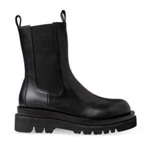 ITNO Womens Odyssey Boot Black Leather