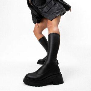 ITNO Womens Tornado Boot Black