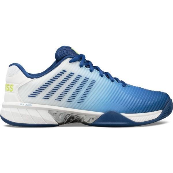 K-Swiss Hypercourt Express 2 Mens Tennis Shoes - Blue/White