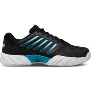 K-Swiss Bigshot Light 3 Mens Tennis Shoes - Black/White/Blue