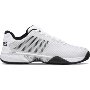 K-Swiss Hypercourt Express 2 - Mens Tennis Shoes - White/Grey
