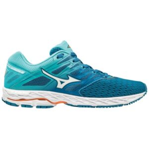 Mizuno Wave Shadow 2 - Womens Running Shoes - Blue Sapphire/Blue Curacao