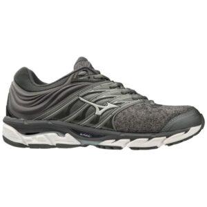 Mizuno Wave Paradox 5 - Mens Running Shoes - Quiet Shade/Glacier Grey
