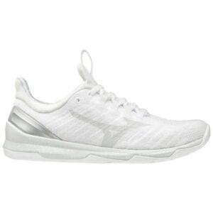 Mizuno TC-01 - Womens Training Shoes - White/Glacier Grey/Silver