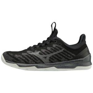 Mizuno TC-01 - Womens Training Shoes - Black/Quiet Shade/Glacier Grey