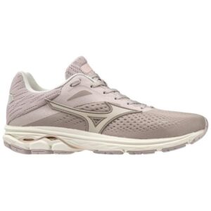 Mizuno Wave Rider 23 - Womens Running Shoes - Cloud Grey/Wind Chime