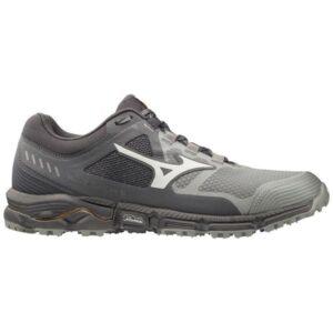 Mizuno Wave Daichi 5 - Mens Trail Running Shoes - Metal/Nimbus Cloud