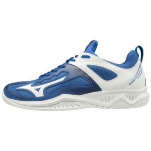 Mizuno Ghost Shadow - Mens Indoor Court Shoes - True Blue/White