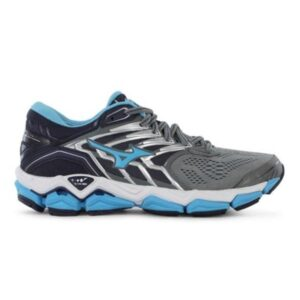 Mizuno Wave Horizon 2 - Womens Running Shoes - Monument/Aquarius