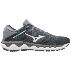 Mizuno Wave Horizon 4 - Womens Running Shoes - Castlerock/Beach Glass